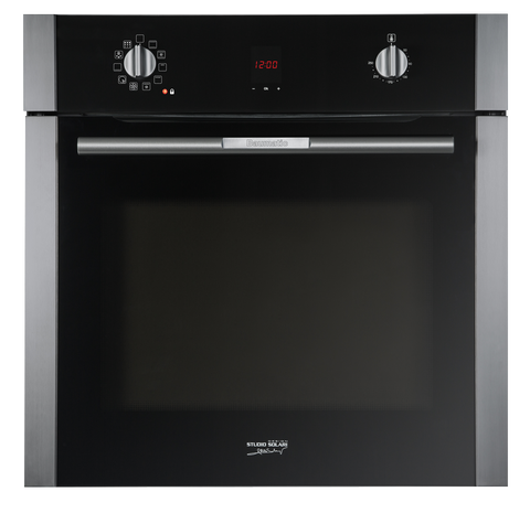 Baumatic 60cm 10 Function Pyrolytic Oven