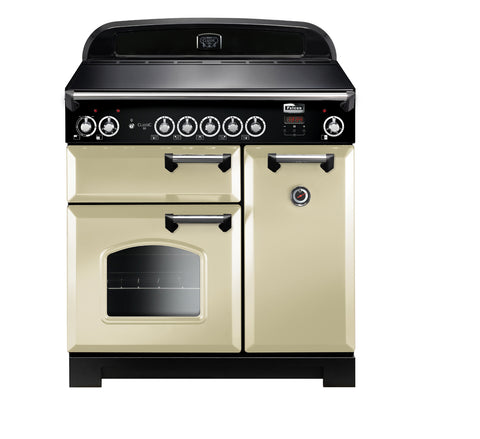 Falcon Classic Cream 90cm Induction Stove-S9-CLA90EI5CR/CH