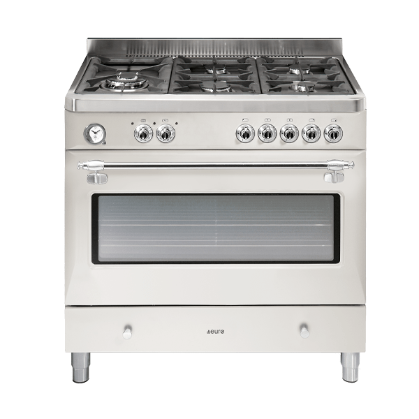 PECSH900WH – 90cm Dual Fuel Royal Chiantishire – Old White