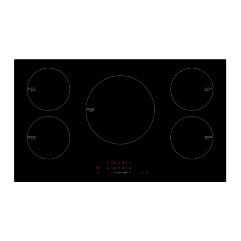 ECT90ICB – 90cm Touch Induction Cooktop