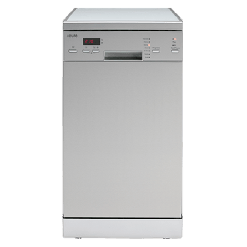 PEDS45XS – 45cm Freestanding Dishwasher – 10 Place Setting