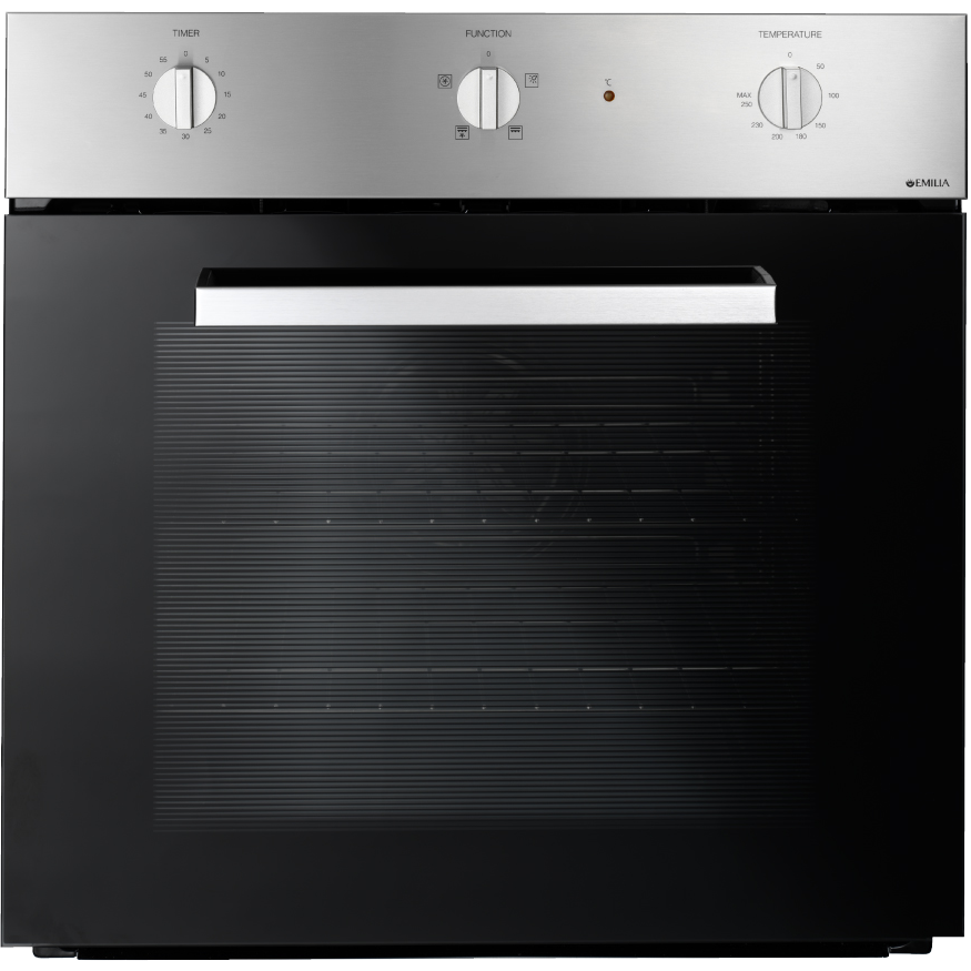 Emilia 60cm Fan Forced Electric Oven-EF64MEI