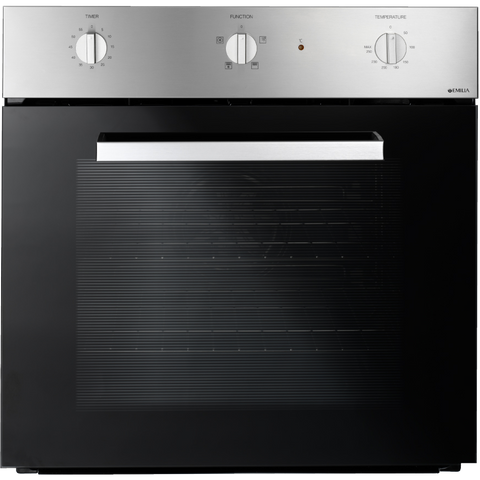Emilia 60cm Fan Forced Electric Oven