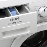 PEF6KWH – 6KG Front Load Washer