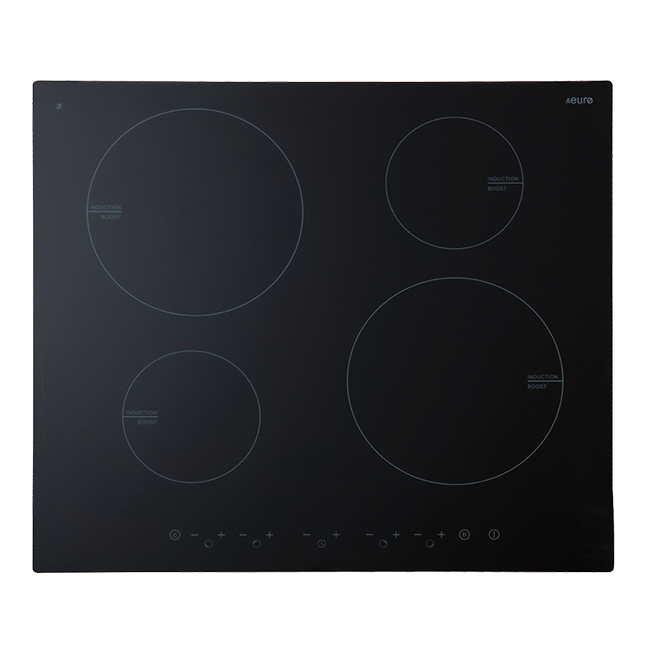 PECT60ICB – 60cm Touch Induction Cooktop