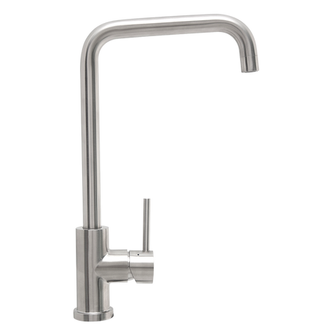 Baumatic Professional Stainless Steel Mixer Tap