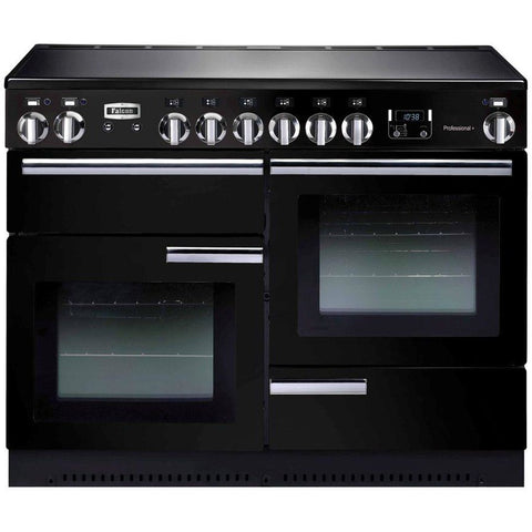 Falcon Professional+ G-Black 110cm Induction Stove-S11-PROP110EI5GB/CH