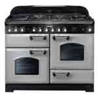 Falcon Classic Deluxe R-Pearl 110cm Dual Fuel Stove-S11-CDL110DFRP/CH or S11-CDL110DFRP/BR