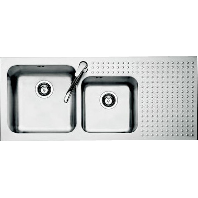 Barazza Select 1 ®  Bowl Inset Sink