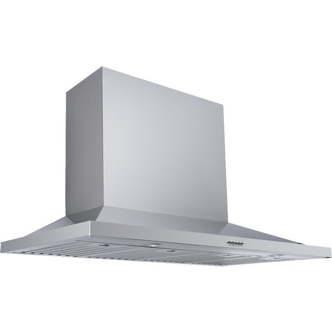 Schweigen 120cm Outdoor/Alfresco Wallmount Rangehood (Non-Silent)-CL6272