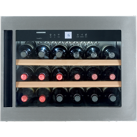 Liebherr Single Zone Wine Fridge-WKEes 553