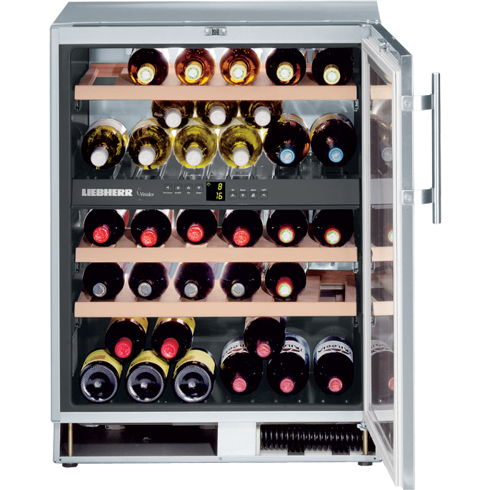 Liebherr WTUes 1653 Dual Zone Wine Fridge