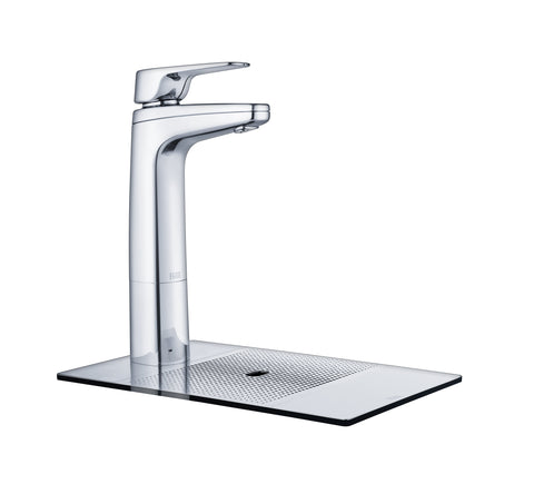 Alpine 60 Chilled Round Tap Chrome