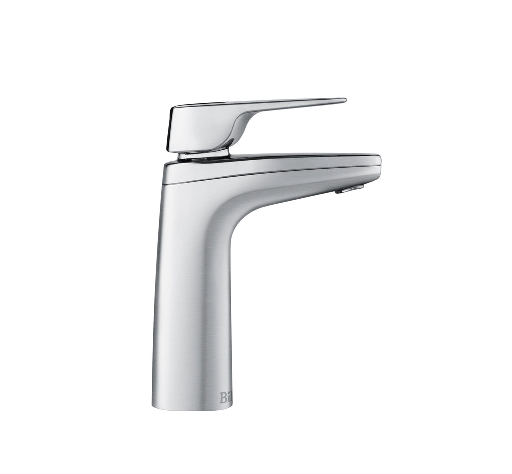 Alpine 60 Chilled Square Tap Brushed