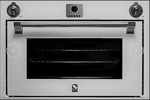 X-Display Ascot 90cm S/Steel Combi steam Oven-O9-AFE9-S