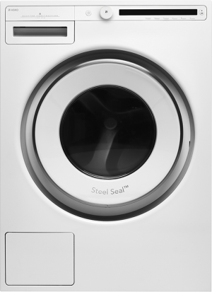 Asko 8kg 1600 RPM Washing Machine-WD-W4086C.W   WELS Registration Number: C01466   WELS rating: 4.5 stars, 60L/wash. Energy rating: 4.5 stars, 244 kWh per year.