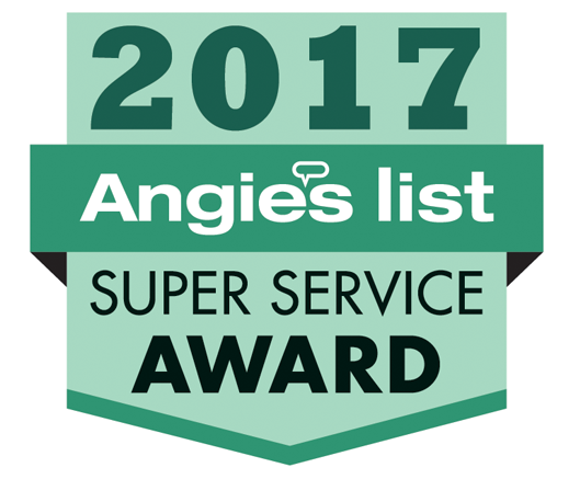 OCD Home, Inc. Earns Esteemed 2017 Angie's List Super Service Award