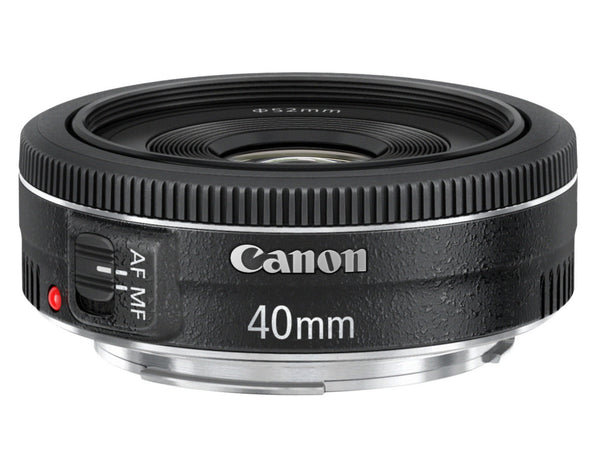 Objectif Canon EF 40mm f2.8 STM