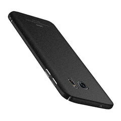 Classic Sable Surface Screen Phone Shell pour Samsung S7 (Noir)