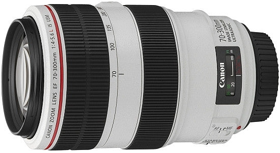 Objectif Canon EF 70-300mm f4-5.6L IS USM