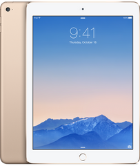 Apple iPad Air2 16Go 4G LTE Or Débloqué