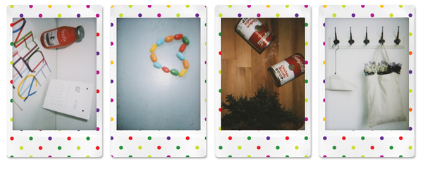 Fuji Mini Film (Candy Pop) papier photo