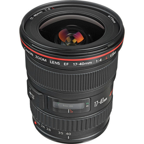 Objectif Canon EF 17-40mm f4L USM