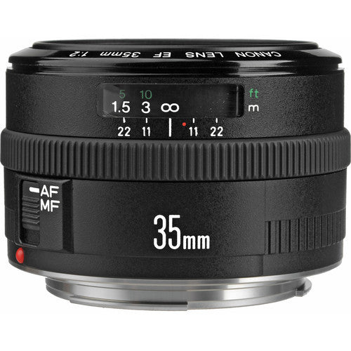 Objectif Canon EF 35mm f2.0 IS USM