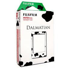 Fuji Mini Film (Dalmatian) papier photo