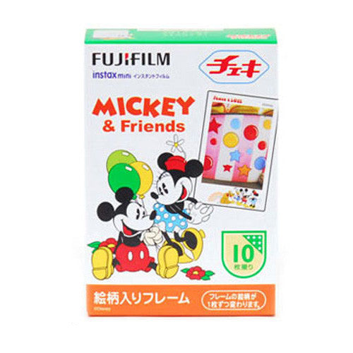 Fuji Mini Film (Mickey) papier photo