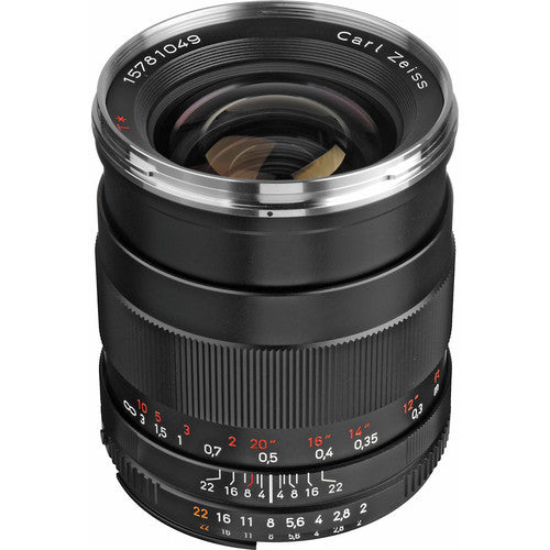 Objectif Grand Angle Ultra Carl Zeiss ZF.2 2/35mm pour Nikon