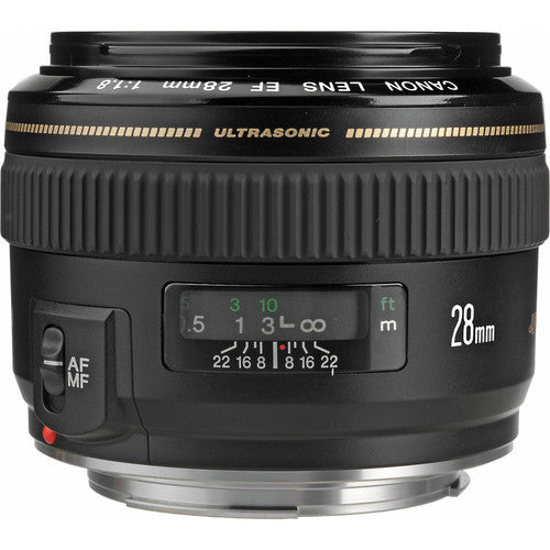 Objectif Canon EF 28mm f1.8 USM