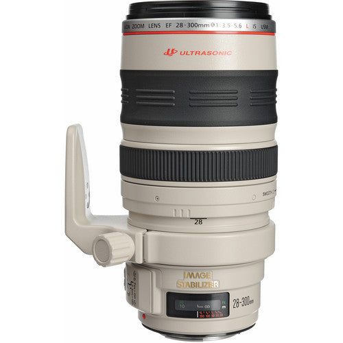 Objectif Canon EF 28-300 f3.5-5.6L IS USM