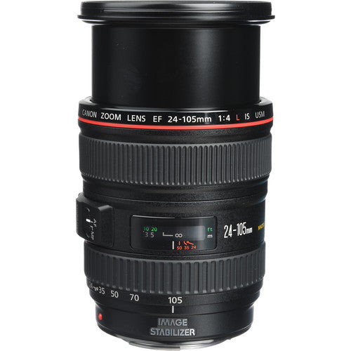 Objectif Canon EF 24-105mm f4.0L IS USM