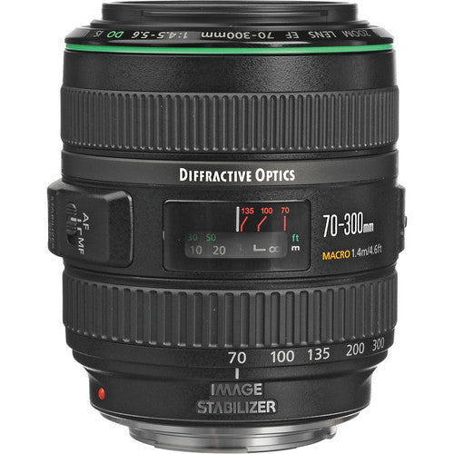 Objectif Canon EF 70-300mm DO IS USM