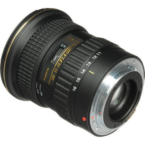 Objectif Tokina AT-X 116 PRO DX II 11-16mm f/2.8 (Canon)