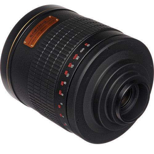 Samyang 800mm f/8 Adaptateur T-Mount (Sony)