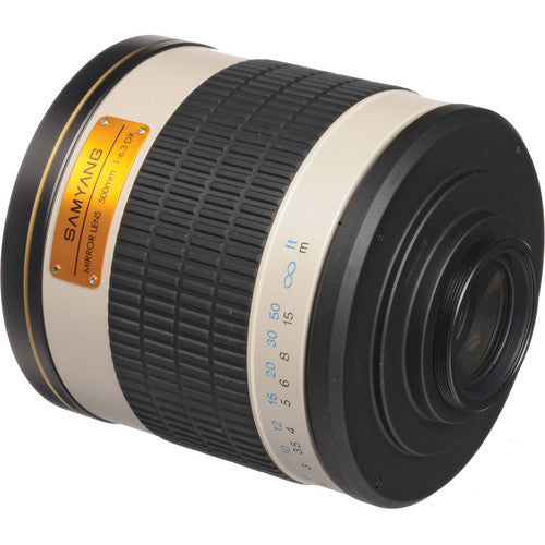 Samyang 500mm f/6.3 Adaptateur T-Mount (Canon)