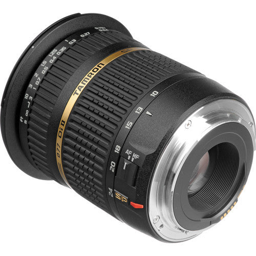 Objectif Tamron SP AF 10-24mm F3.5-4.5 Di II LD [IF] (Sony)