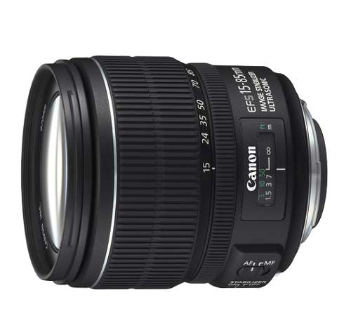 Objectif Canon EF-S 15-85mm f3.5-5.6 IS USM (Boite Blanche)