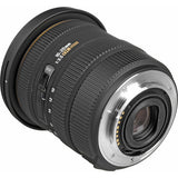 Objectif Sigma 10-20mm F/3.5 EX DC HSM (Canon)