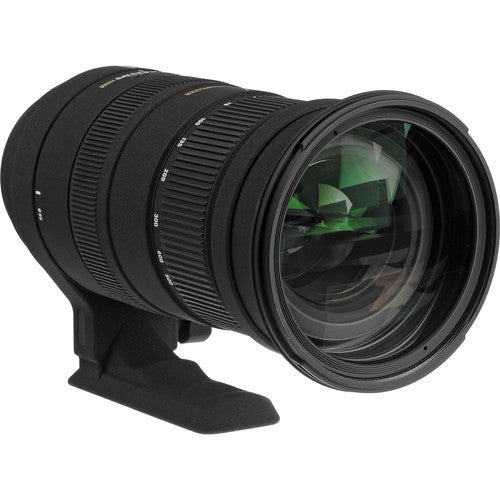 Objectif Sigma APO 50-500mm F/4.5-6.3 DG OS HSM (Canon)