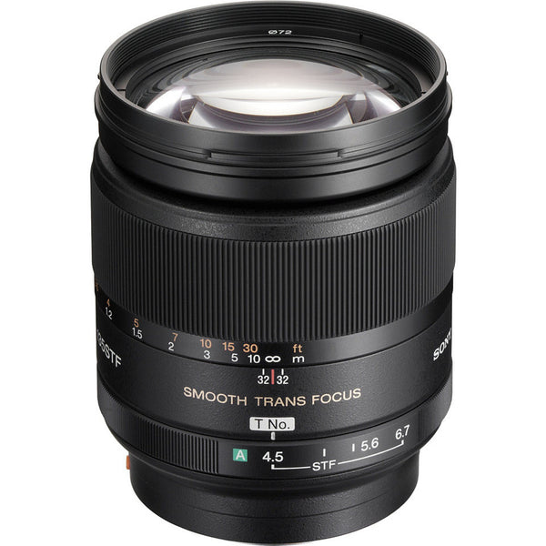 Objectif Sony SAL135F28 135mm f2.8 Mise au point à transition fluide