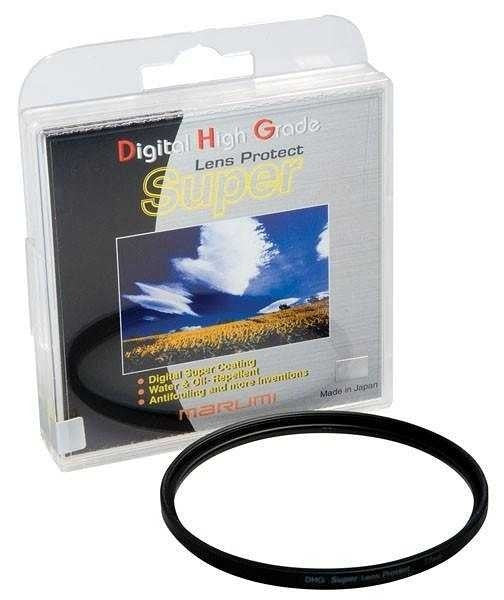 Marumi Filtres UV Super Lens Protect 58mm DHG