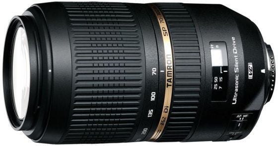 Objectif Tamron SP AF 70-300mm f/4-5.6 Di VC USD (Canon)