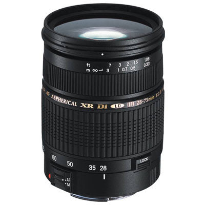 Objectif Tamron AF 28-75mm F/2.8 XR Di LD IF MACRO (Canon)