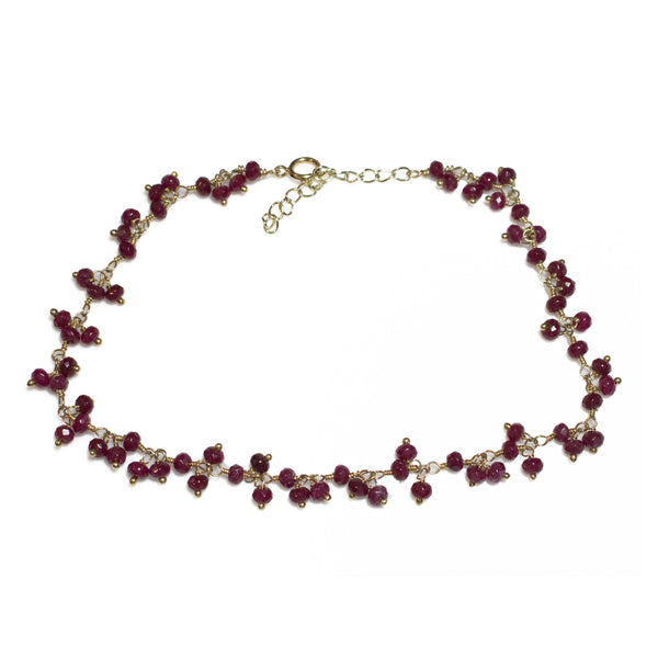 Shake Berry Anklet
