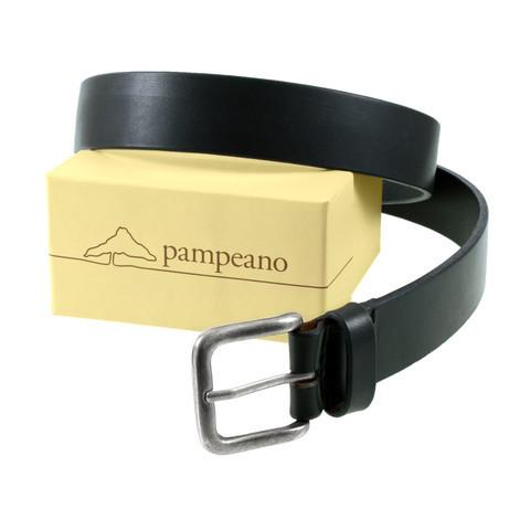 Image of Pampeano Plain Leather Belts