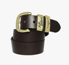 RM Williams 3 Piece Solid Hide Belt