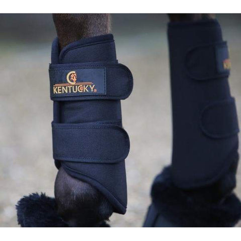 Image of Kentucky 3D Spacer Turnout Front Boots